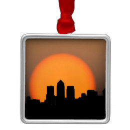 260x260 Canary Wharf London Christmas Tree Decorations Amp Ornaments