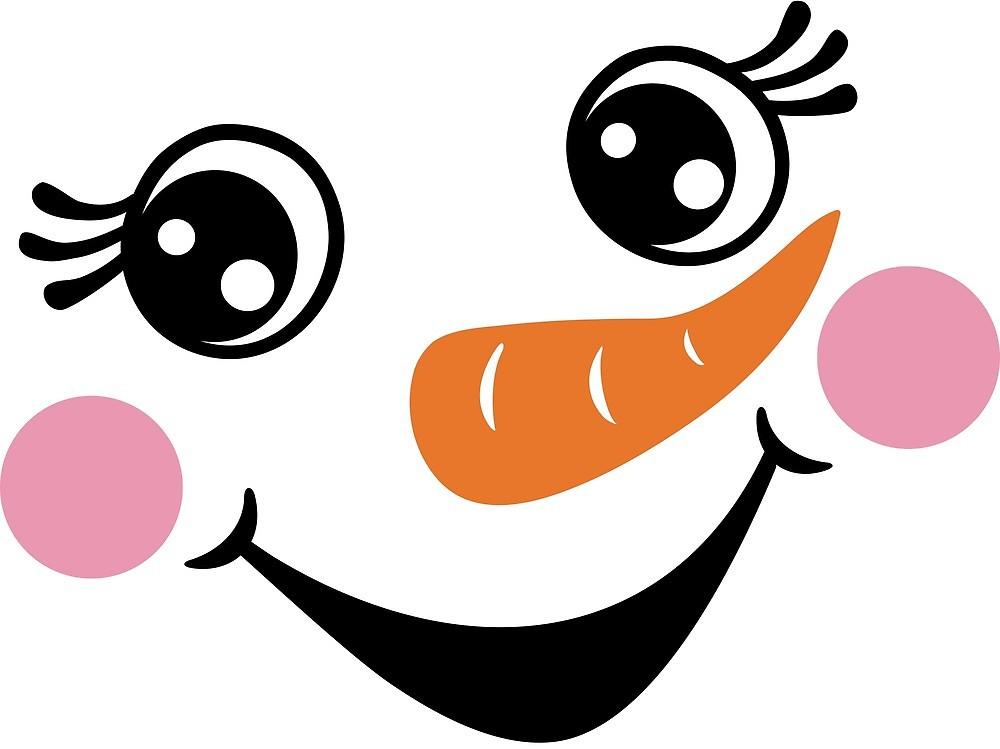 1000x749 Snowman Face,christmas Snowman, Cute Snowman, Christmas Silhouette