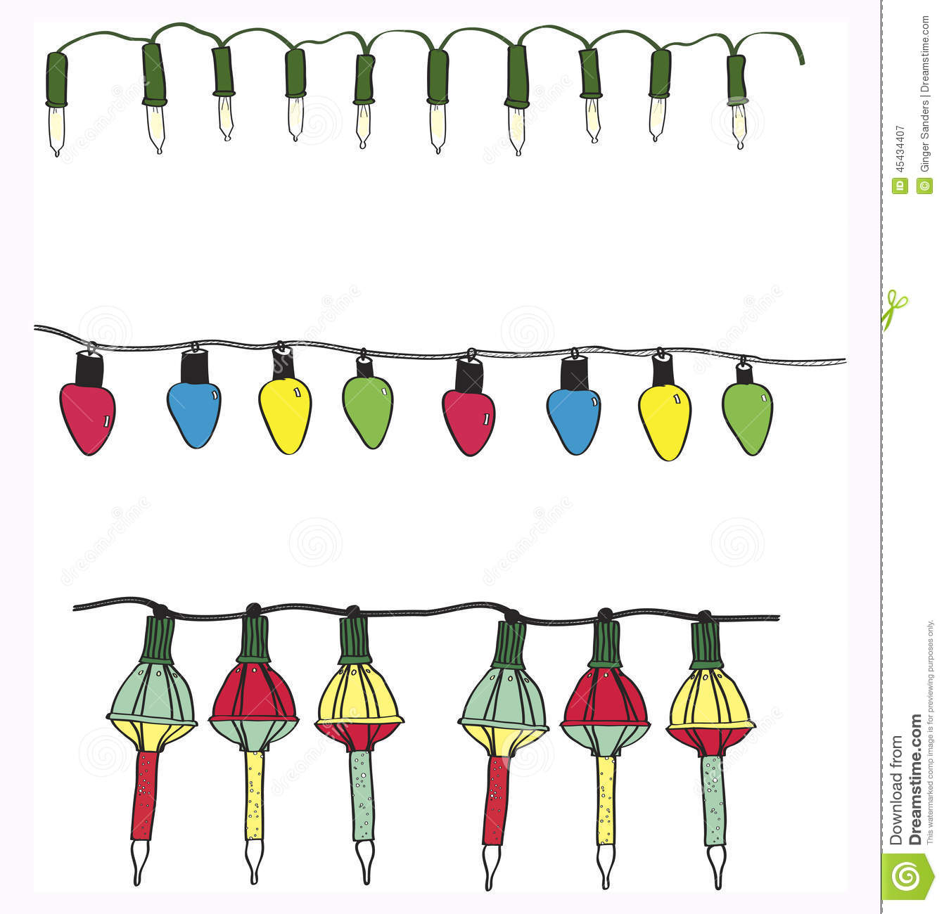 1342x1300 Drawn Christmas Lights House Clipart Many Interesting Cliparts