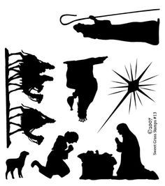 236x267 How Hard Could These Be Silhouettes Inside A Candle Craft
