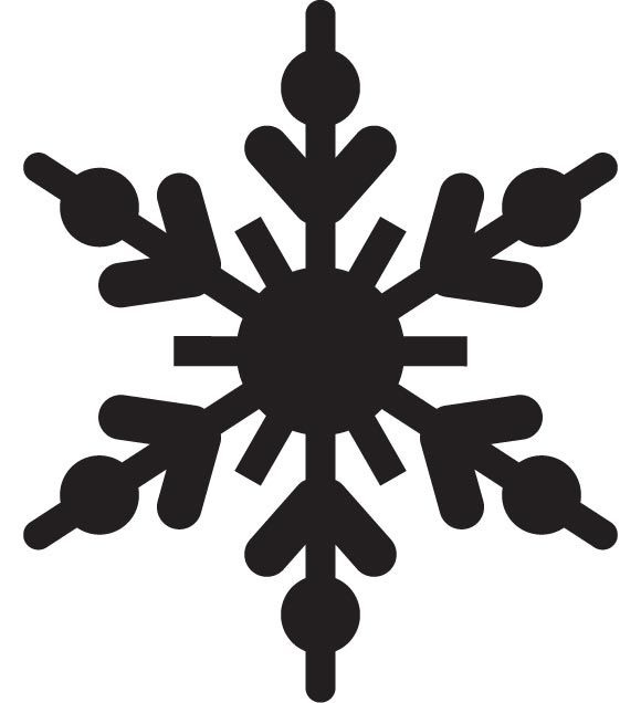 christmas snowflake silhouette at getdrawings com free for rh getdrawings com snowflake vector art free snowflake vector background
