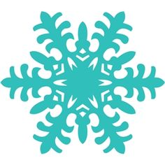 236x236 Snowflake Silhouette Design, Silhouettes And Store