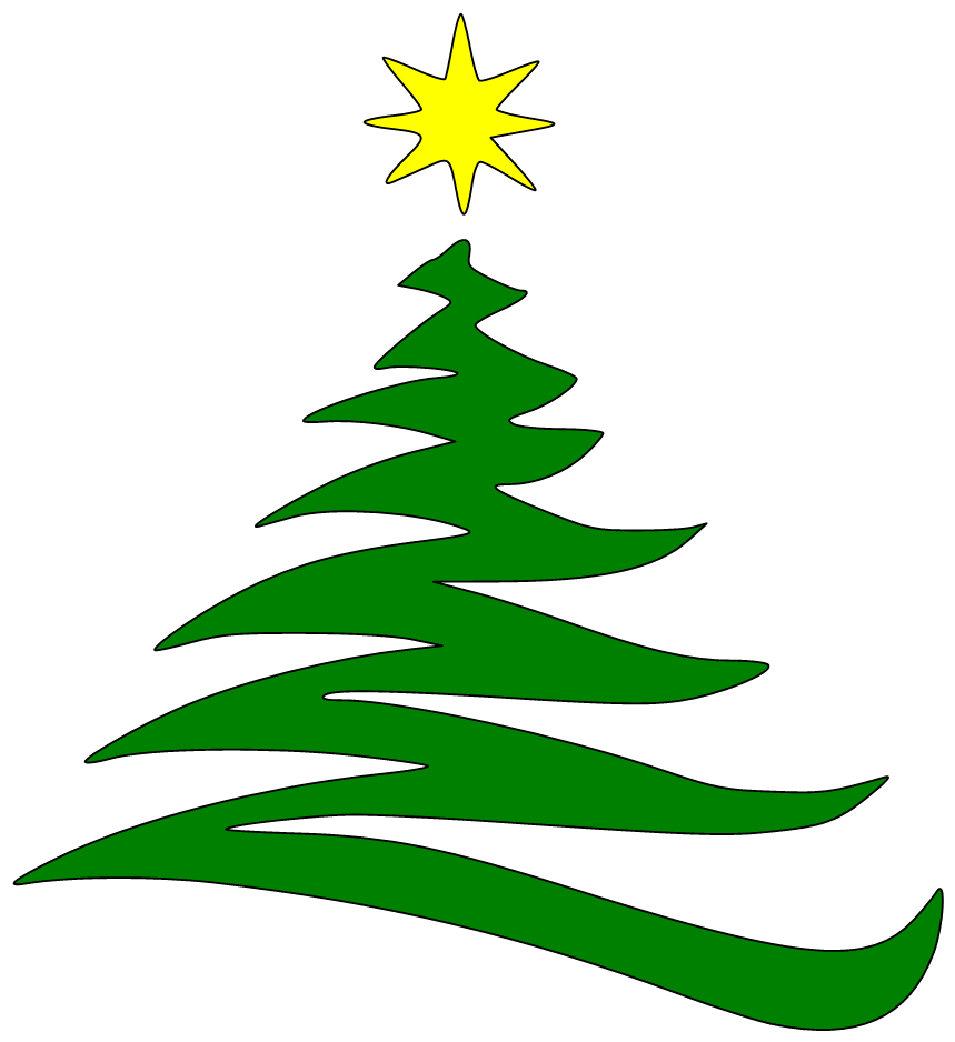 christmas tree silhouette clip art at getdrawings com free for rh getdrawings com