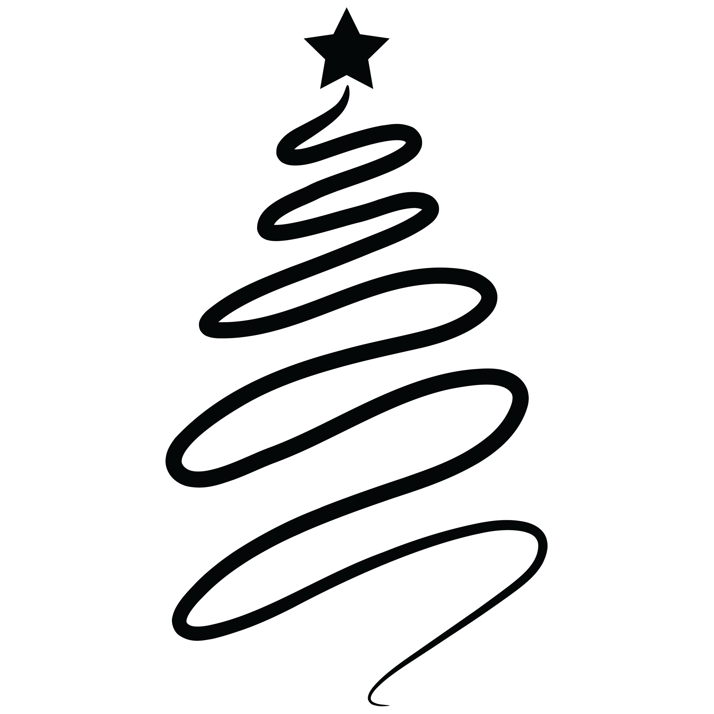 Christmas Tree Images Black And White.Christmas Tree Silhouette Clip Art At Getdrawings Com Free