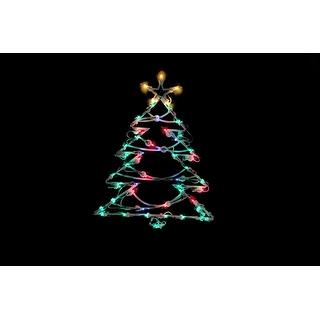 Christmas Tree Star Silhouette