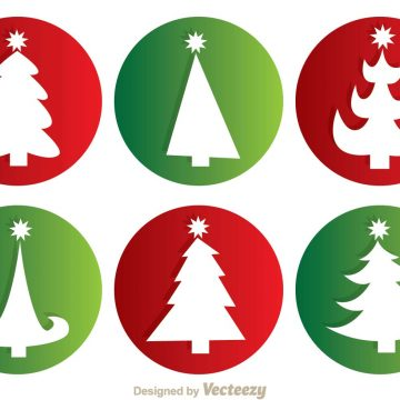 360x360 Christmas Tree Silhouette Archives Page 2 Of 3 My Graphic Hunt