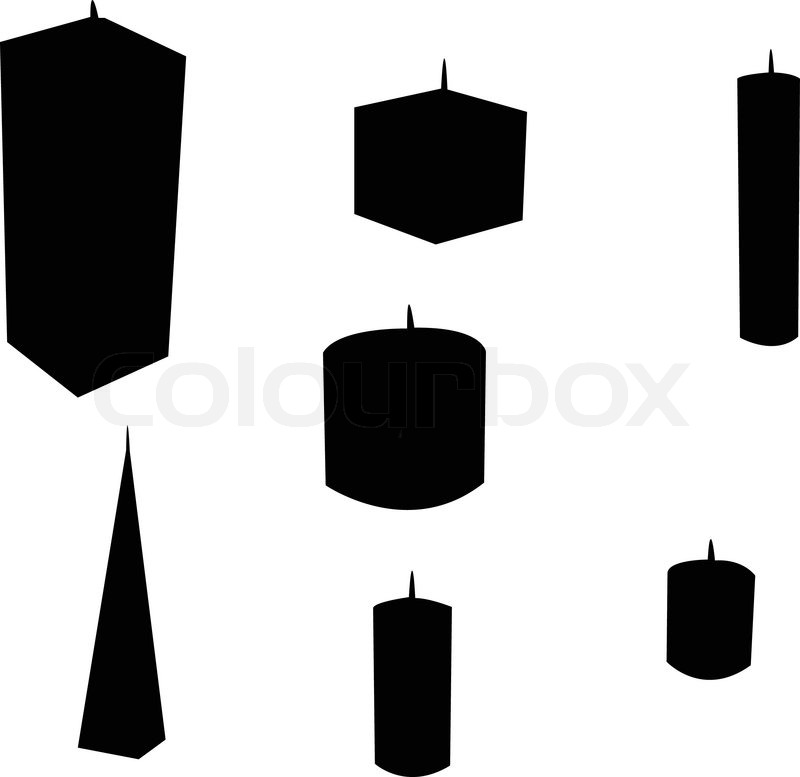 800x777 List Of Synonyms And Antonyms Of The Word Silhouette Candles