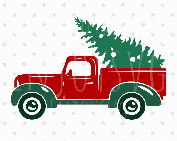 567x452 Christmas Truck Svg Christmas Truck Svg Svg Truck Svg