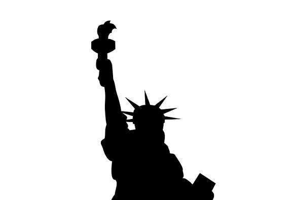 570x395 4 Nyc Landmarks Statue Of Liberty Svg Amp Png Empire State