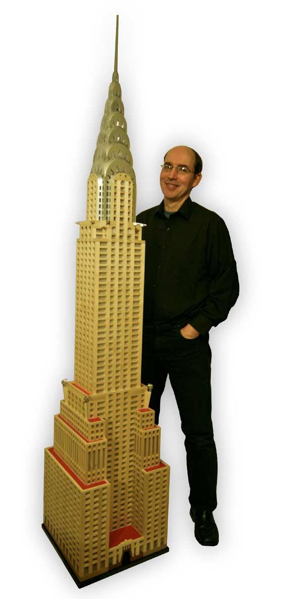600x1209 William Van Alen's Chrysler Building