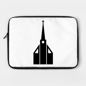 285x285 Limited Edition. Exclusive Church Silhouette