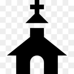 260x260 Church Silhouette Clip Art