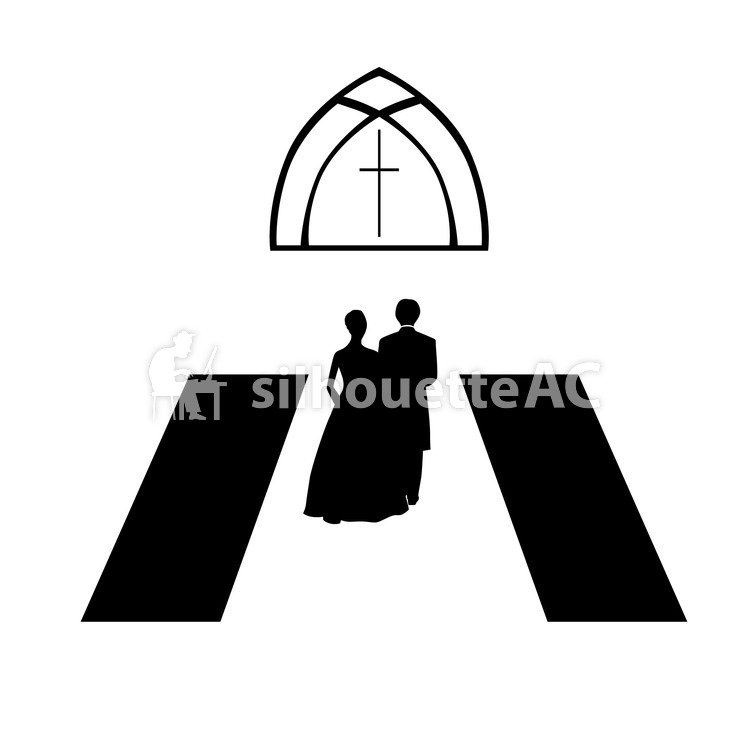 750x750 Free Silhouette Vector 2 People