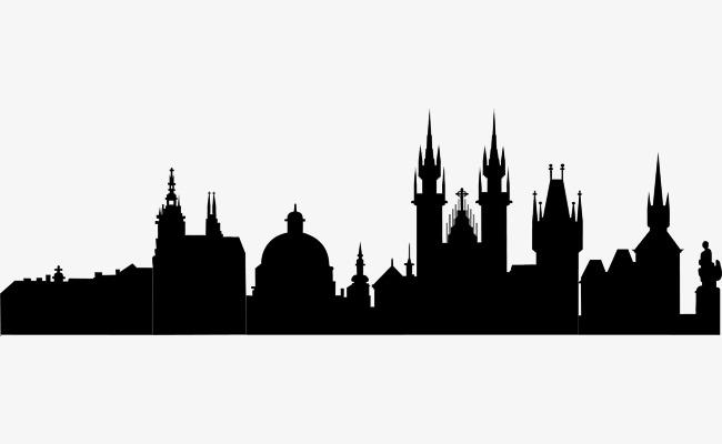 650x400 Mosque Silhouette Vector Black Church, Church, Mosque, Sketch Png
