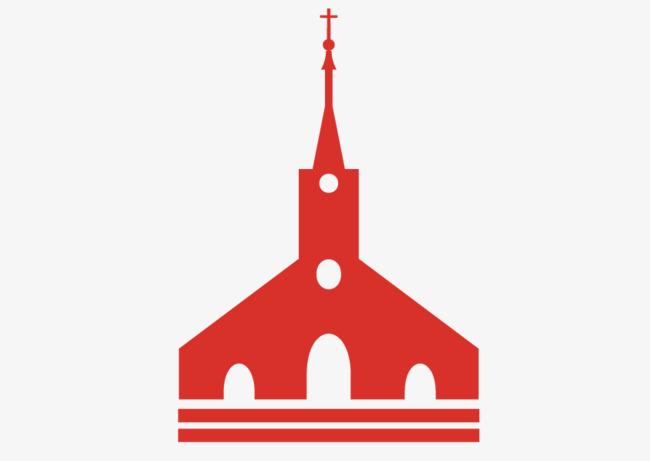 650x461 Church Vector