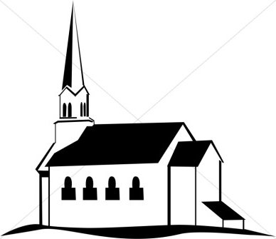 388x335 Steeple Clipart Silhouette Many Interesting Cliparts