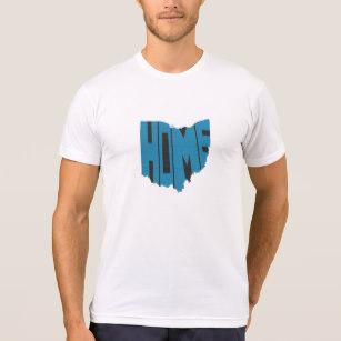 307x307 Ohio Silhouette T Shirts Amp Shirt Designs Zazzle