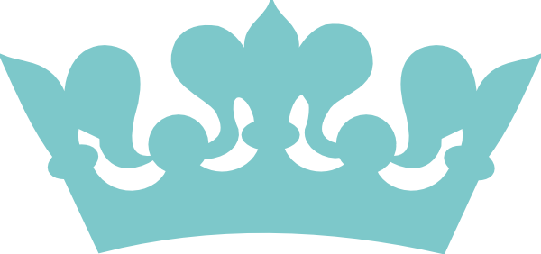 600x282 Crown For Prince Clipart