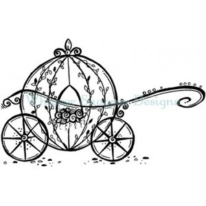 300x300 Carriage Black And White Clipart Transparent