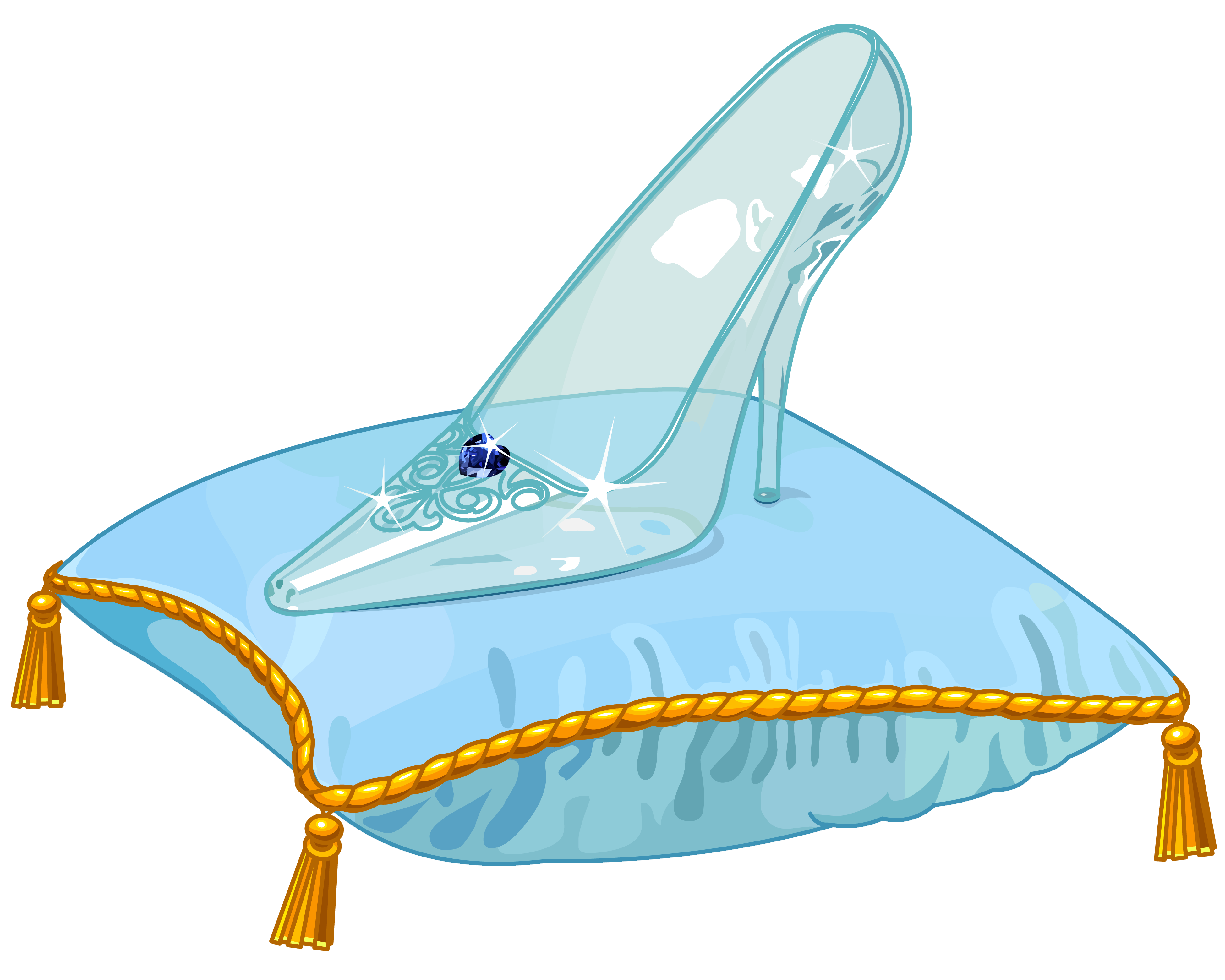 3899x3120 Cinderella Glass Slipper Png Vector Clipart Imageu200b Gallery