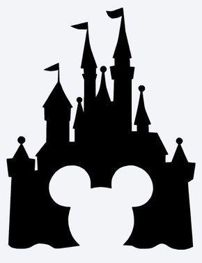 Cinderella Silhouette Clipart
