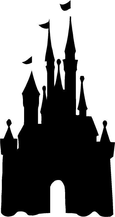 401x757 Svg Disney Disney Castle Disney Cinderella Castle Cut