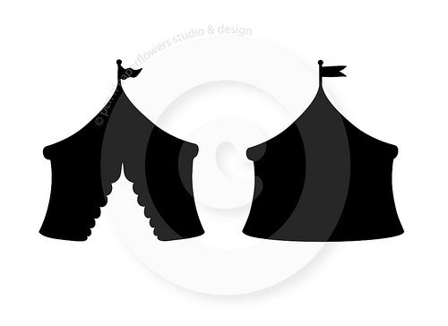 500x364 43 Best Circus Images On Circus Theme, Silhouette