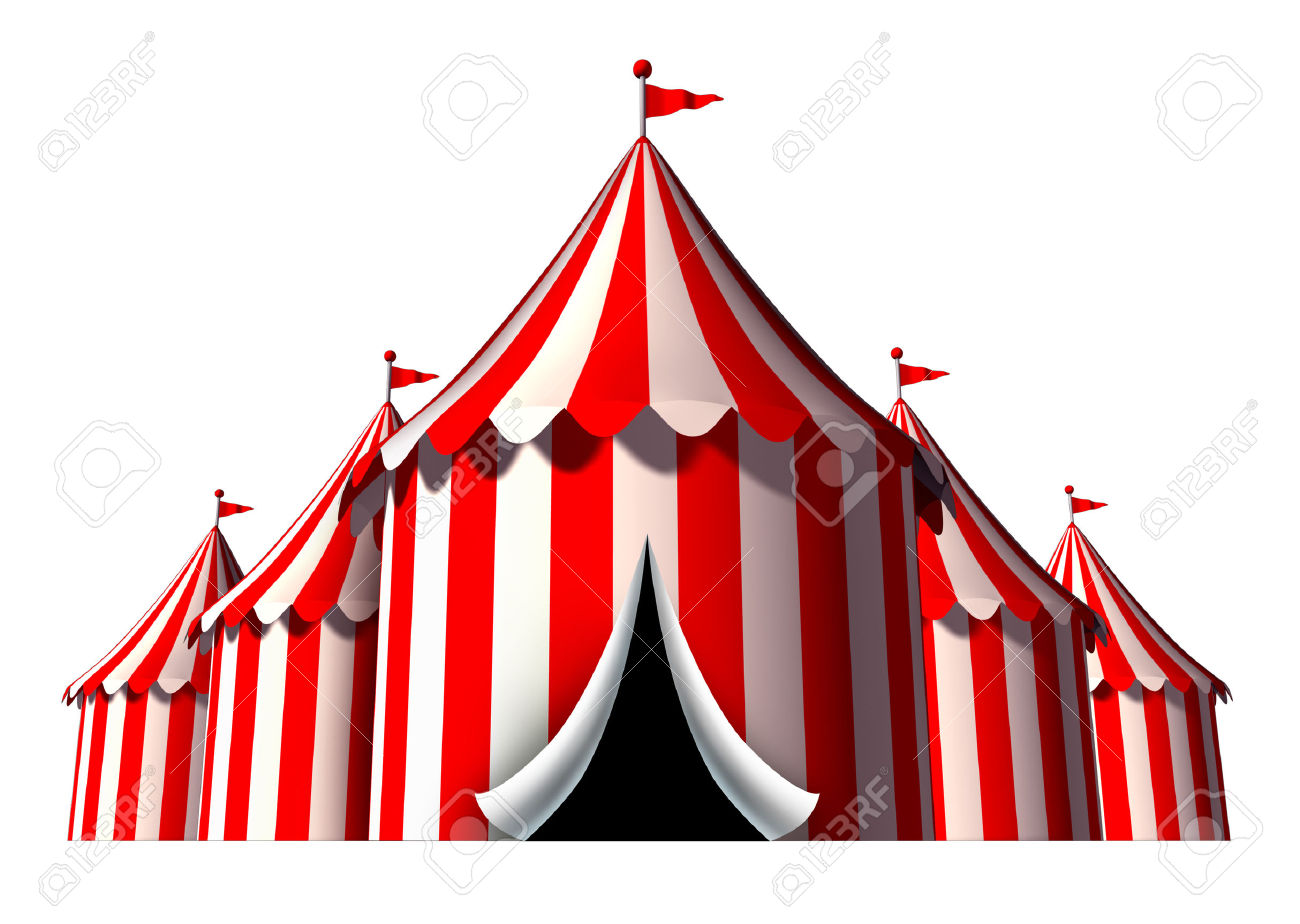 1300x924 Carnival Big Top Clipart Collection