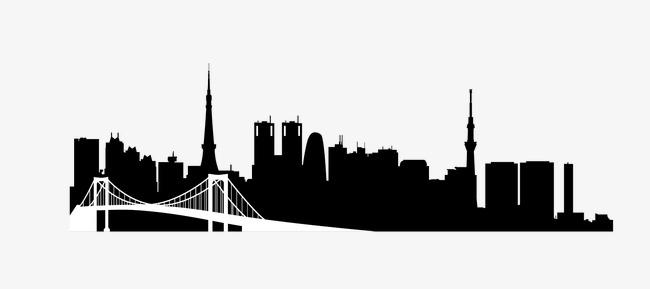 650x289 City U200bu200bbuilding, Building Silhouette, City Png Image And Clipart