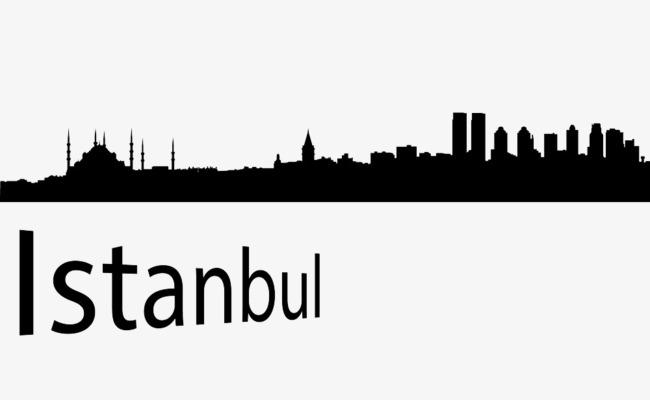 650x400 Ankara City Silhouette Image, Ankara, City, Sketch Png Image