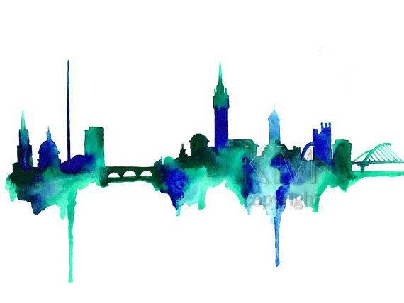 570x428 Dublin Skyline