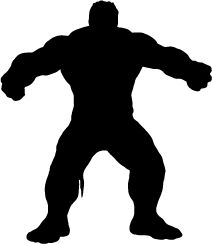 212x244 The Hulk Silhouette Google Search Cut Files T Capt
