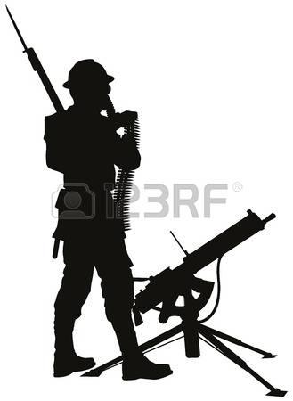 329x450 First World War Clipart