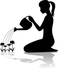 236x277 Exotic Woman Clipart Image Woman Silhouette
