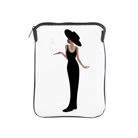 460x460 Foxy Diva Smoking Classy Lady Ipad Sleeve By Hopscotch12