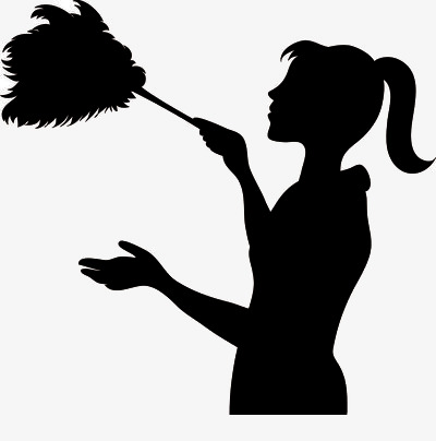 400x404 We Are Cleaning Women, Feather, Feather Duster, Dust Png Image