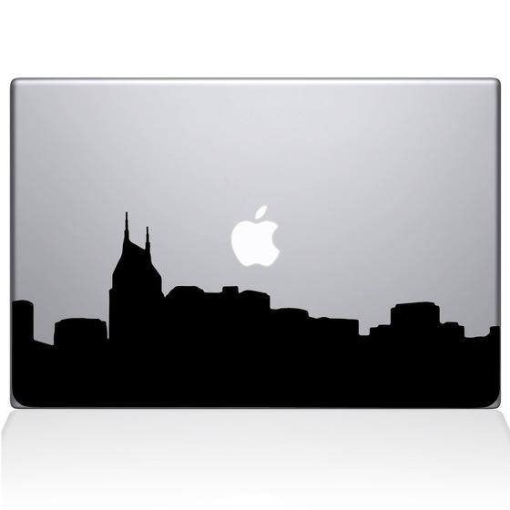 560x560 Skyline Macbook Decals Decal Guru
