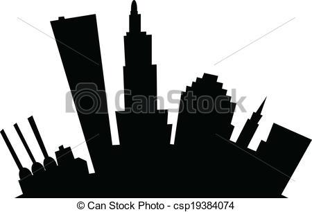 450x306 Cityscape Clipart