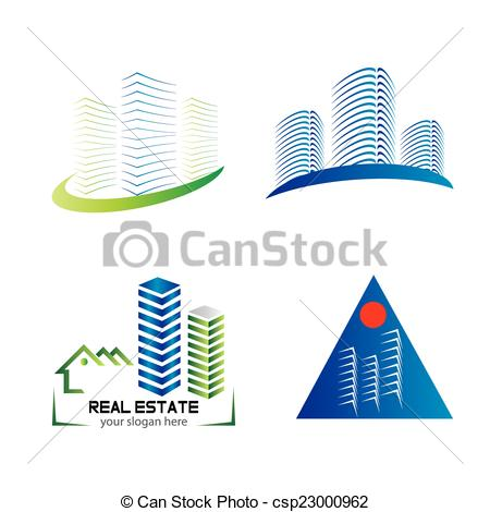 Cleveland Skyline Silhouette Vector