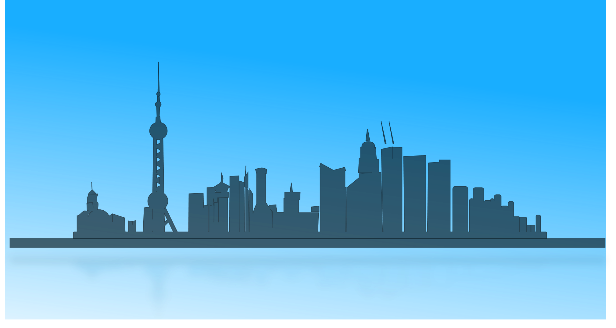 2020x1076 Free The Skyline Cliparts, Hanslodge Clip Art Collection