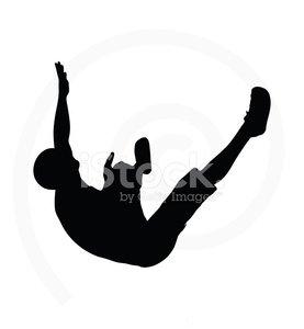 277x300 Illustration Of Senior Climber Man Silhouette Stock Vectors