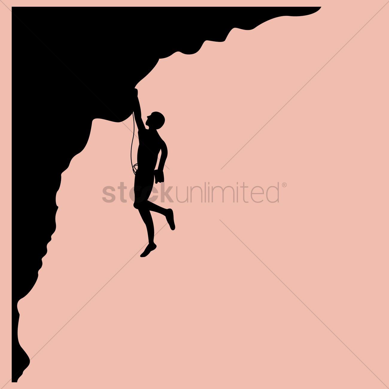 1300x1300 Person Climbing Mountain Clipart Amp Person Climbing Mountain Clip