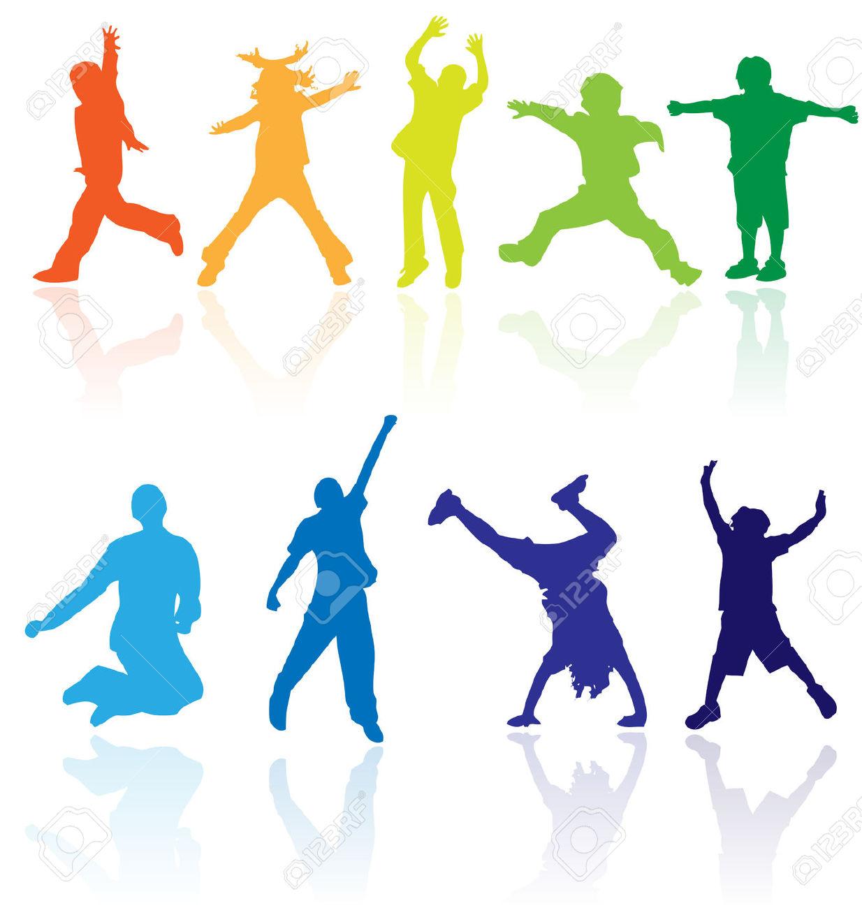 1234x1300 Dance Clipart Color