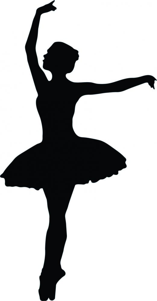 521x1000 Ballerina Silhouette Clip Art Ballerina Silhouette Png Clip Art