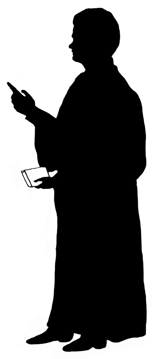 531x1253 Victorian Silhouette Clipart