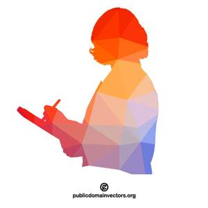 Clipart Woman Silhouette