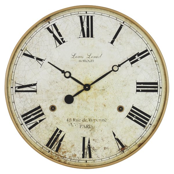 600x600 Oversized Wall Clocks You'Ll Love Wayfair
