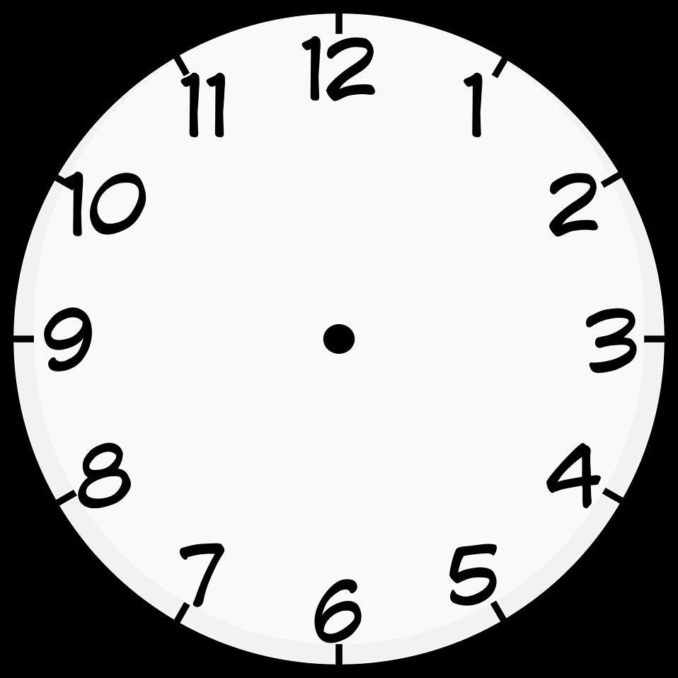 958x958 Clock