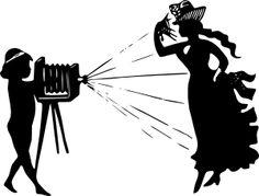 236x179 Victorian Silhouette Clip Art Victorian Woman Silhouette Clip