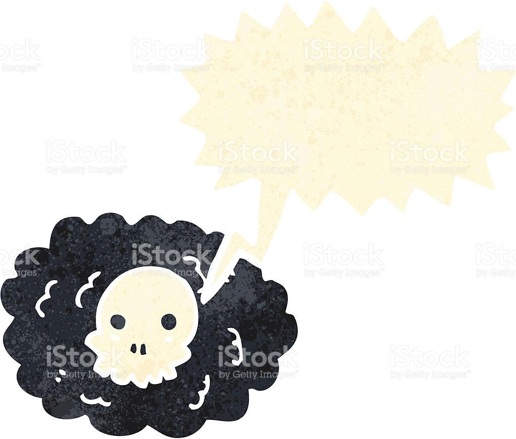 1024x870 Spooky Clipart Cloud'40729